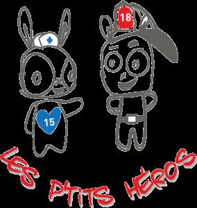 logo des Ptits Héros